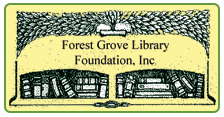 Forest Grove Library Foundation | Serving the Forest Grove City Library